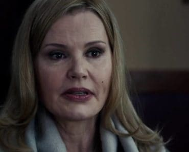 Geena Davis in 'The Exorcist'