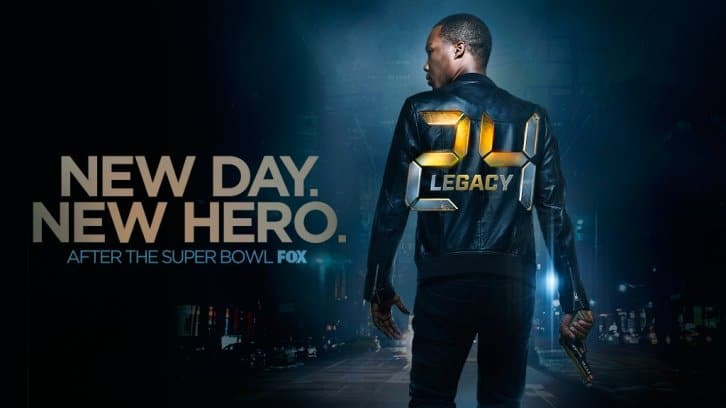 24: Legacy 1x12 Espa&ntildeol Disponible