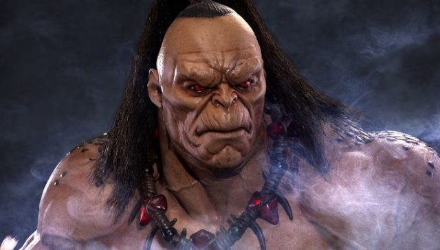 Would You Pay 1 400 For A Mortal Kombat Goro Statue