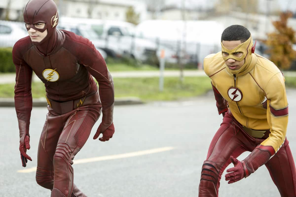 "The Flash Season 3 Episode 13 Review: ""Untouchable"""