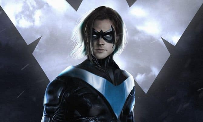 Jared Padalecki Wants to Play Nightwing and New Fan Art ... Joseph Gordon Levitt Nightwing
