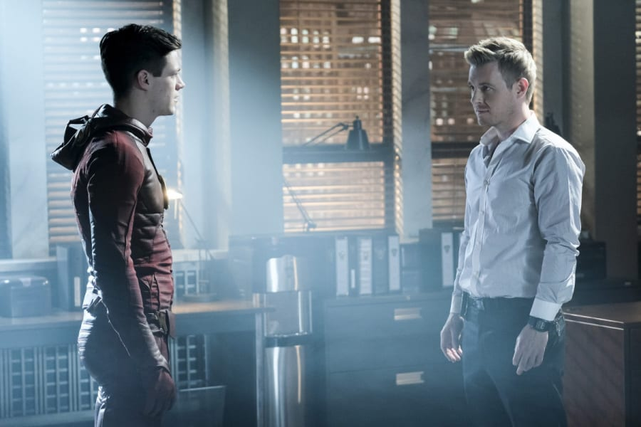 "The Flash Season 3 Episode 16: ""Into the Speed Force"""