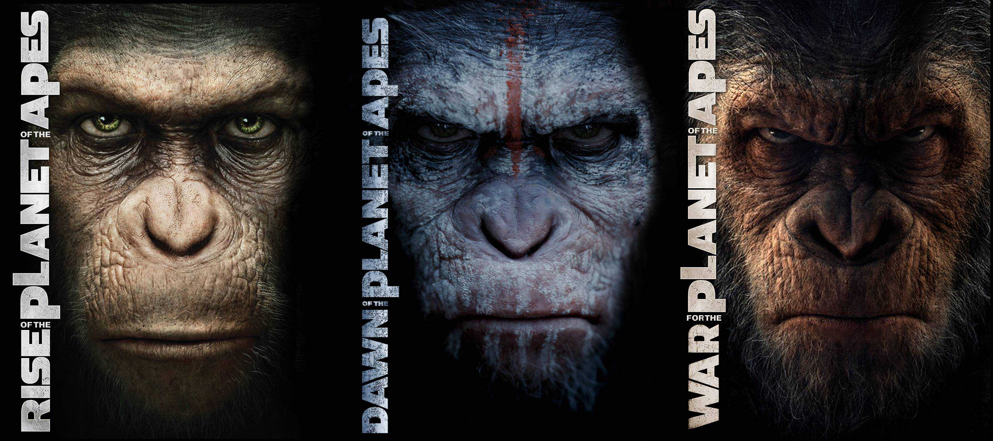 Image result for planet of the apes franchise