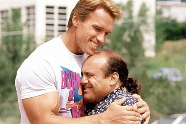 So Arnold Schwarzenegger Is Going To Be In A Twins Sequel With Danny Devito And Eddie Murphy