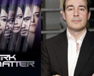 Joseph Mallozzi, co-creator of Syfy's Dark Matter