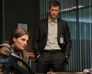 Absentia is coming - Stana Katic and Patrick Heusinger