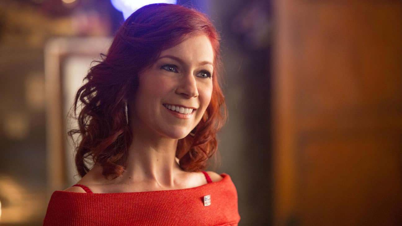 5 Things You Didnt Know About Carrie Preston