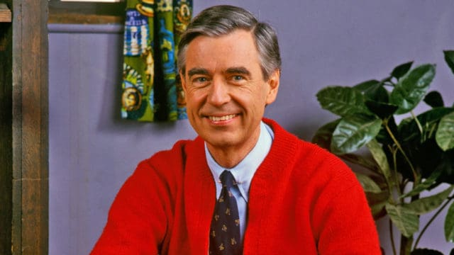 Every Single Sweater Worn By Mr Rogers Had Something In Common