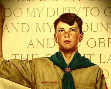True Scout: The Boy Scouts of America Apologized for Trump's Speech