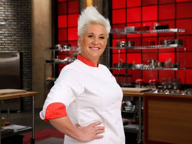 Five Things You Didn - t Know About Anne Burrell
