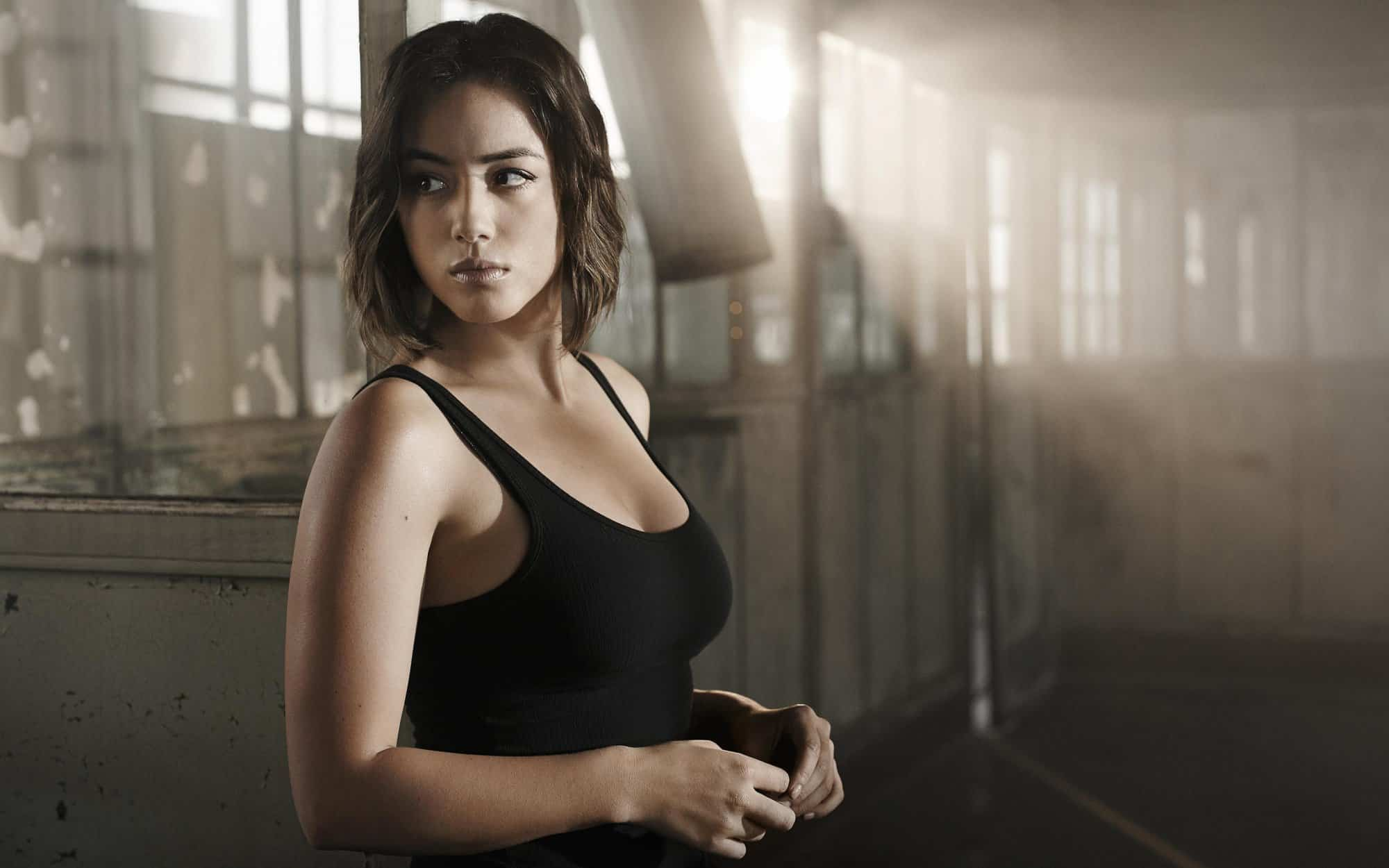 cb25c21986356 Five Things you Didn't Know about Chloe Bennet