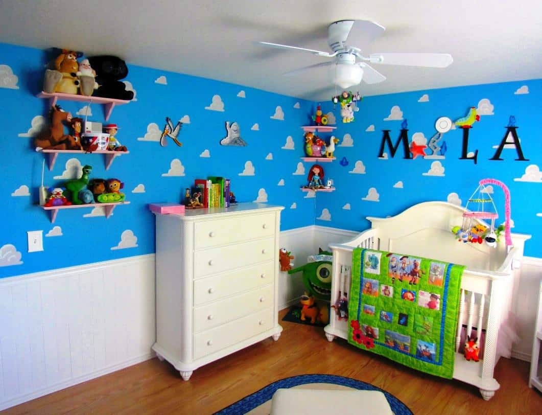 baby room ideas 10 amazing disney themed baby nurseries 31063