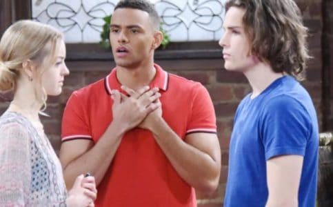 Days of Our Lives Spoilers: Joey Says Goodbye to His Friends