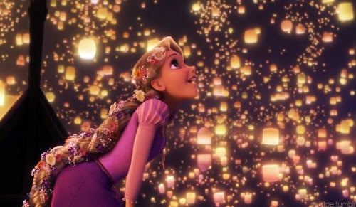 Image result for rapunzel lights