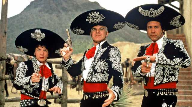 "18 Awesome Facts about The Movie ""The Three Amigos"" - Long ..."