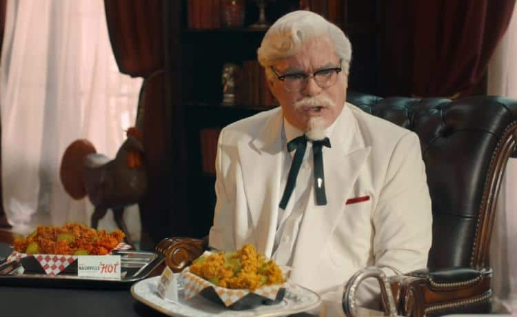 Ray Liotta Takes the Role of Colonel Sanders for KFC