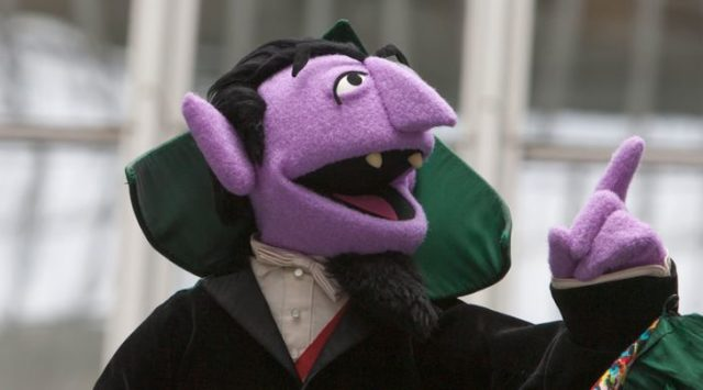 The Real Reason Sesame Street S Count Von Count Needs To