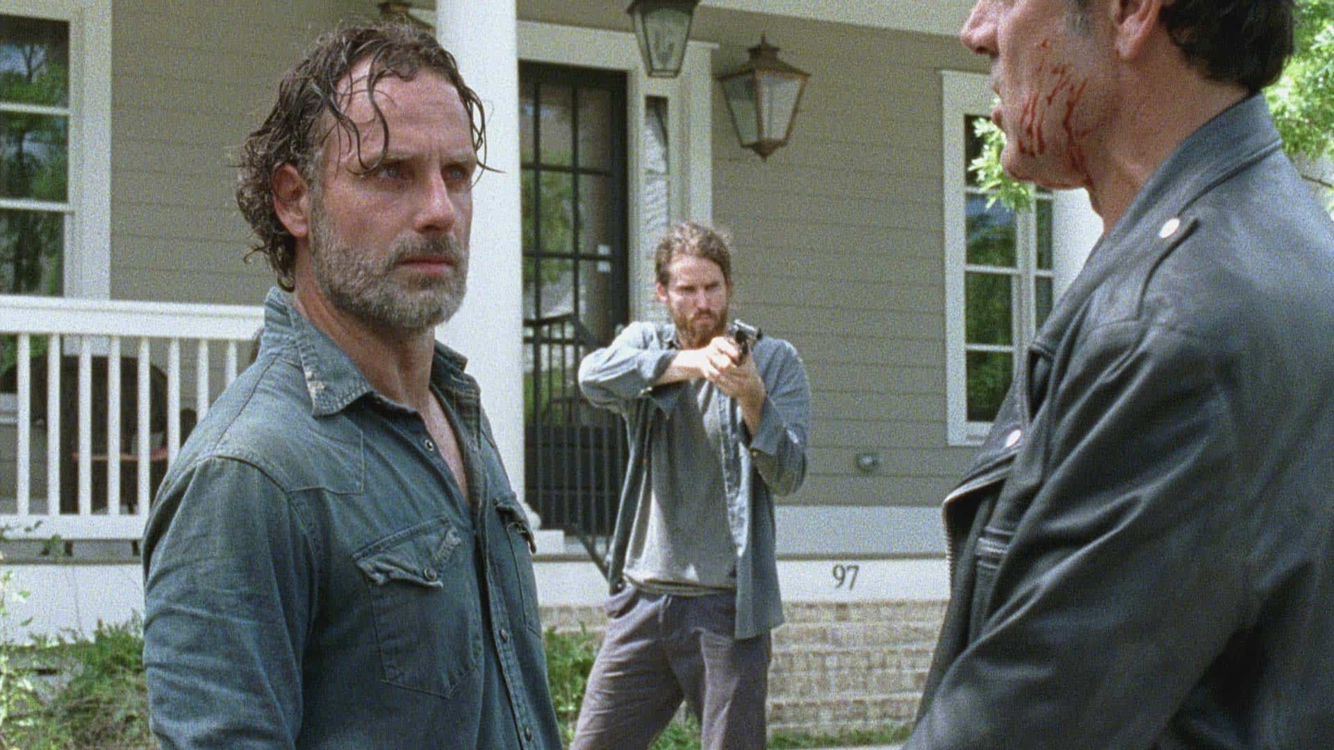 Making The Case To Cancel The Walking Dead