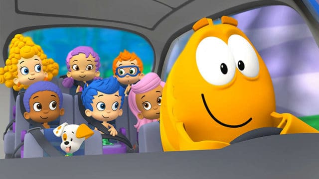 Five Things You Didn T Know About Bubble Guppies