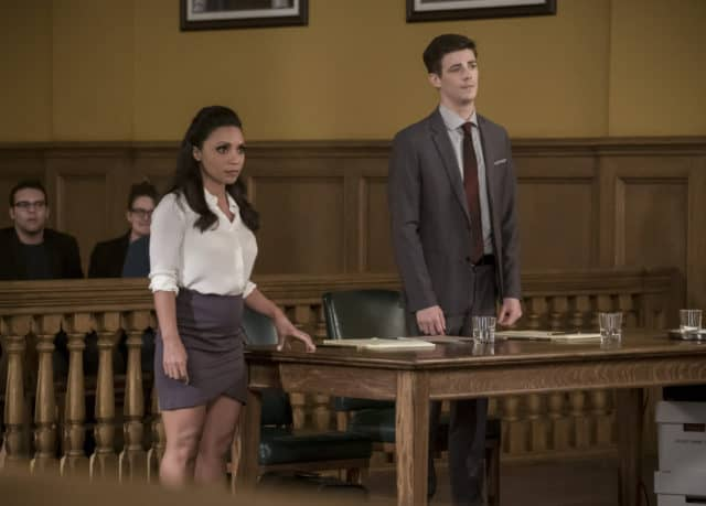 "The Flash S4E10 Review: ""The Trial of The Flash"""