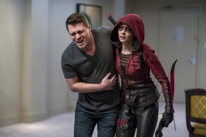 Arrow Season 6 Episode 15