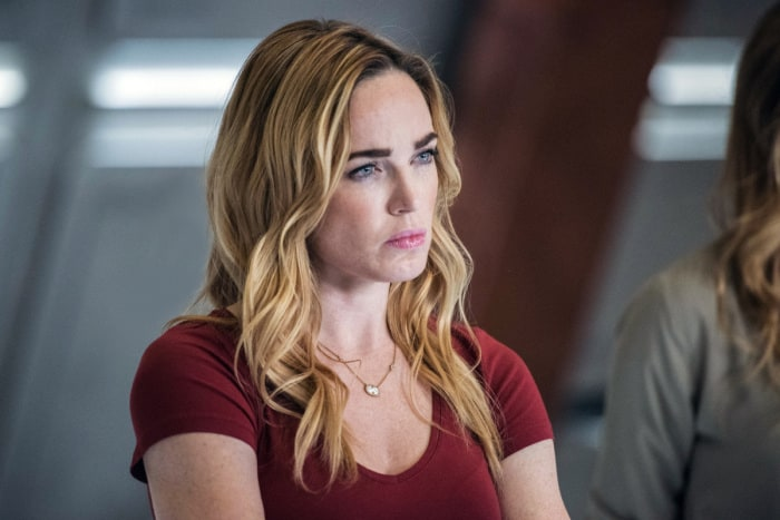 Arrow Season 6 Finale Caity Lotz