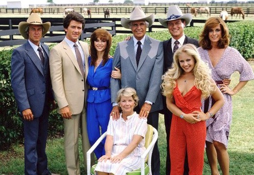 Five Amazing Moments From The Original Dallas Tv Series