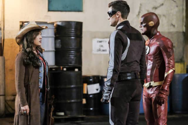 "The Flash S4E14 Review: ""Subject 9"""