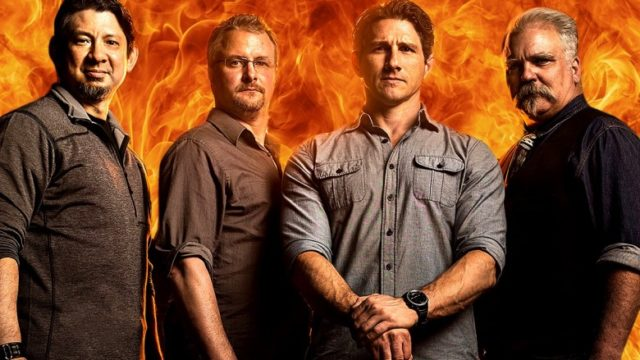 "Meet and Learn About the ""Forged in Fire"" Judges"