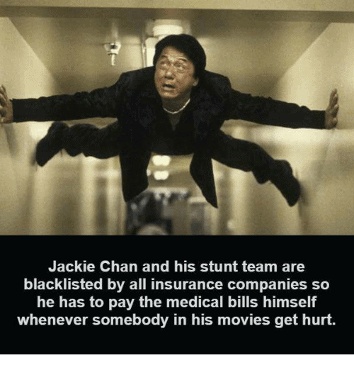 The Top 10 Jackie Chan...
