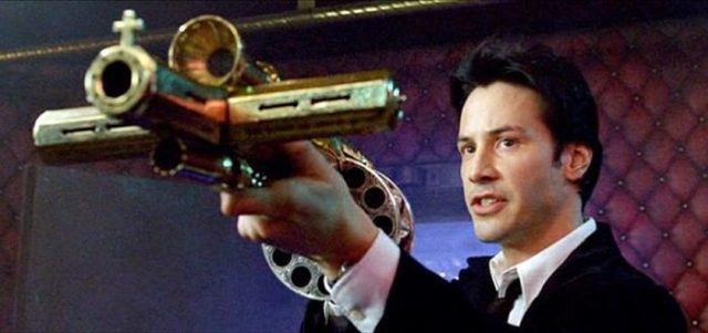 A Gallery of Cool Guns from Famous Movies