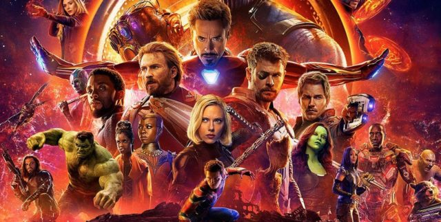 The Road to Infinity War: 'Avengers: Infinity War'
