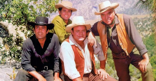 Image result for bonanza cast