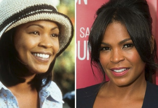 Nia Long then and now