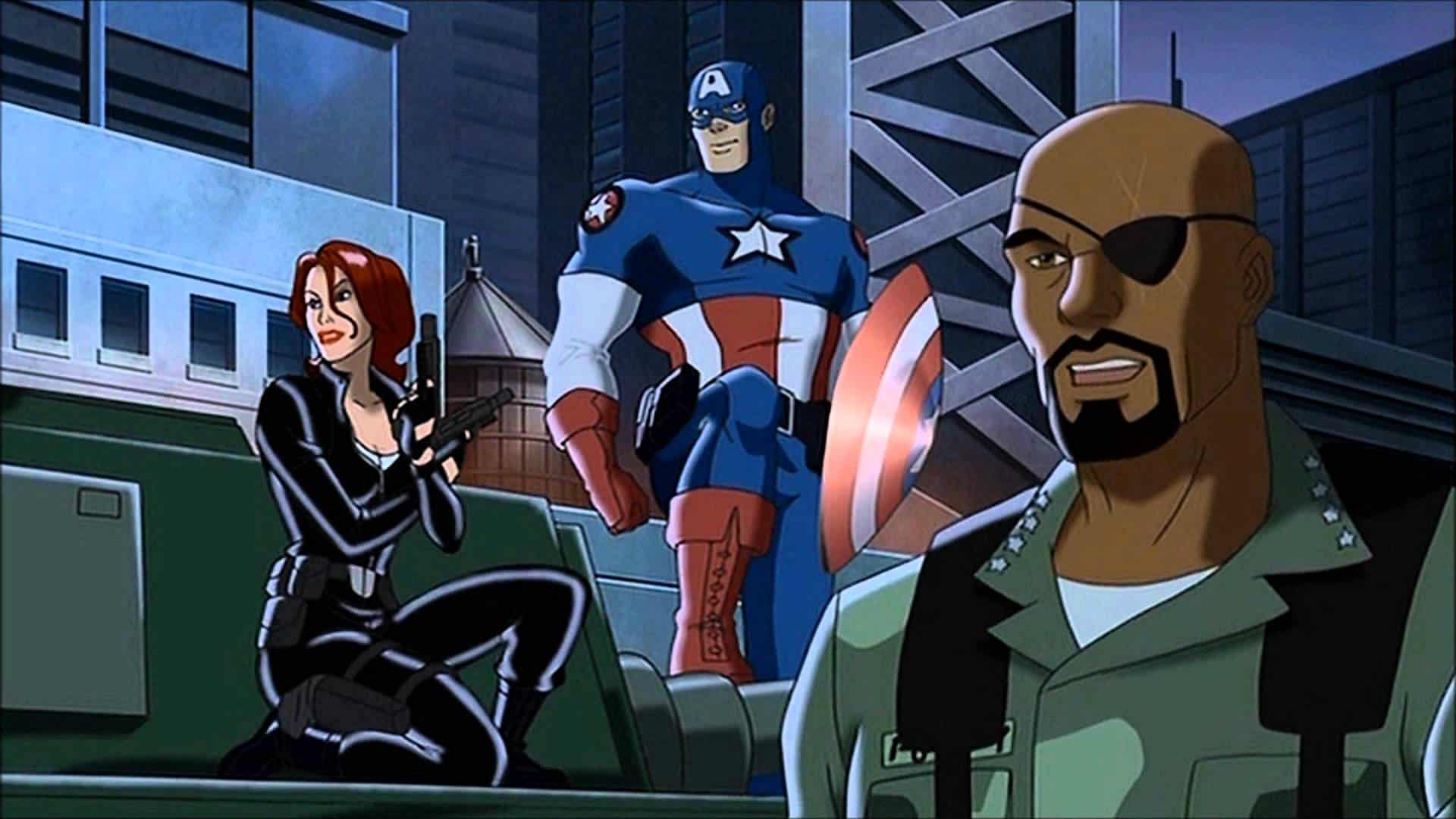 Why Don't We Get More Marvel Animated Movies?