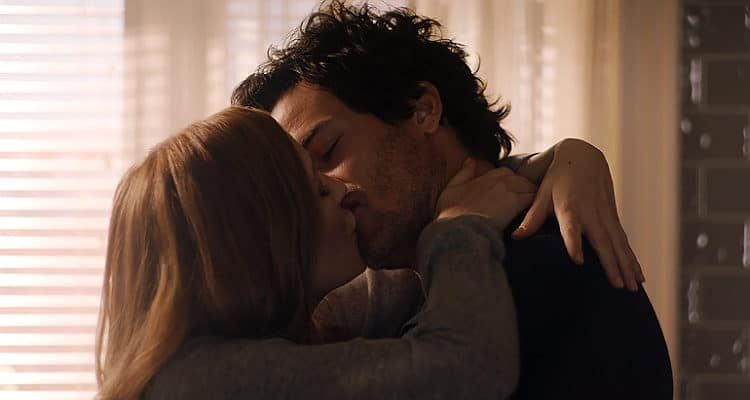 Salvation season 2 episode 1 - Garius Kiss