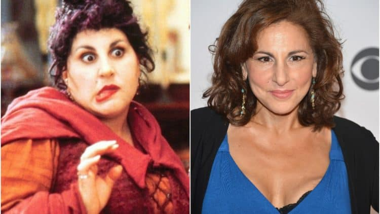 Kathy najimy videos photo 82