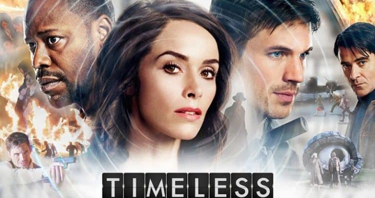 Timeless gets a 2-hour movie