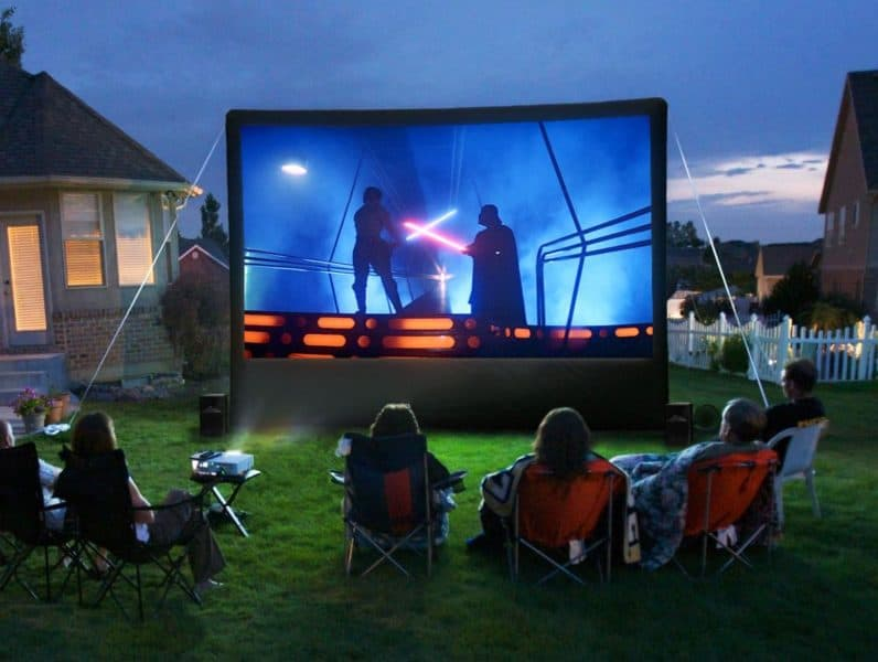 10 TV Shows to Watch Outdoors With the Family