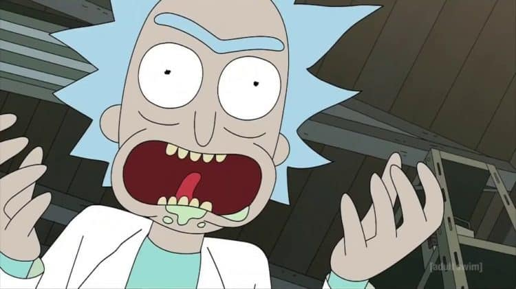 Rick And Morty's Rick Sanchez Is Full Of Great Quotes Custom Rick Sanchez Quotes