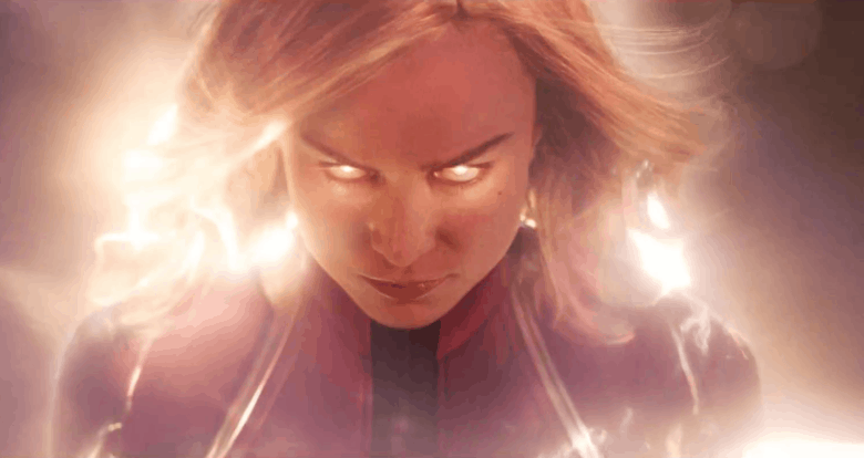 A Blast from the Past: The First 'Captain Marvel' Trailer