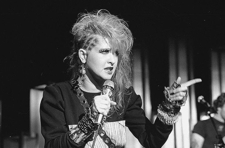 The Five Best Cyndi Lauper Songs of the 80s