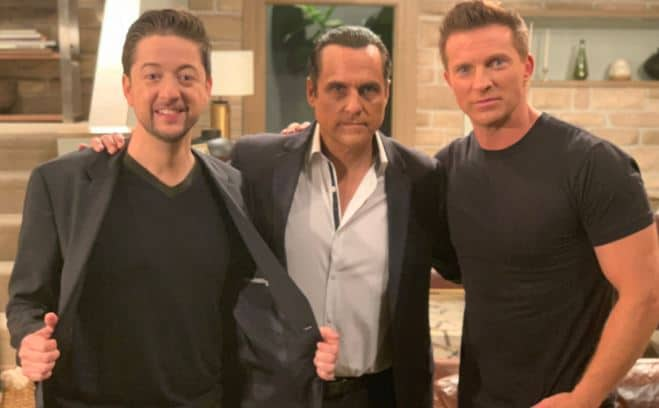 General Hospital Spoilers Sonny And Jason Have A Serious Conversation