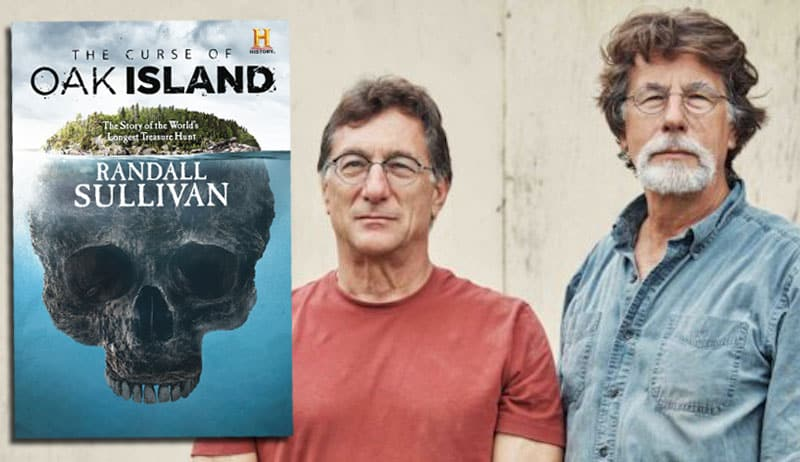 The Curse of Oak Island The Story of the Worlds Longest Treasure Hunt