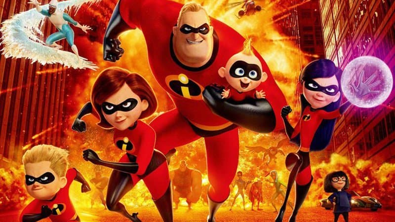 Why The Incredibles 2 Wasn't Nearly as Good as The Incredibles