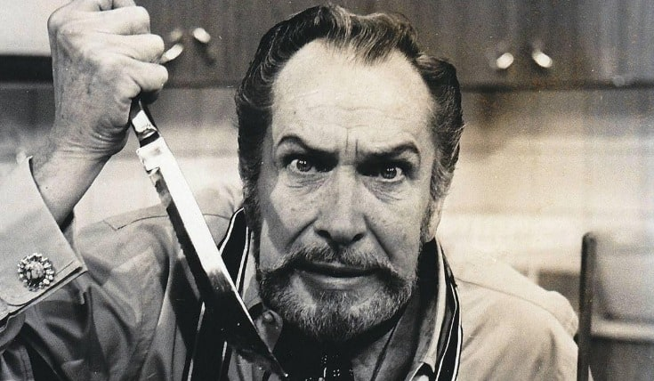 The Five Best Vincent Price Movies Of All Time