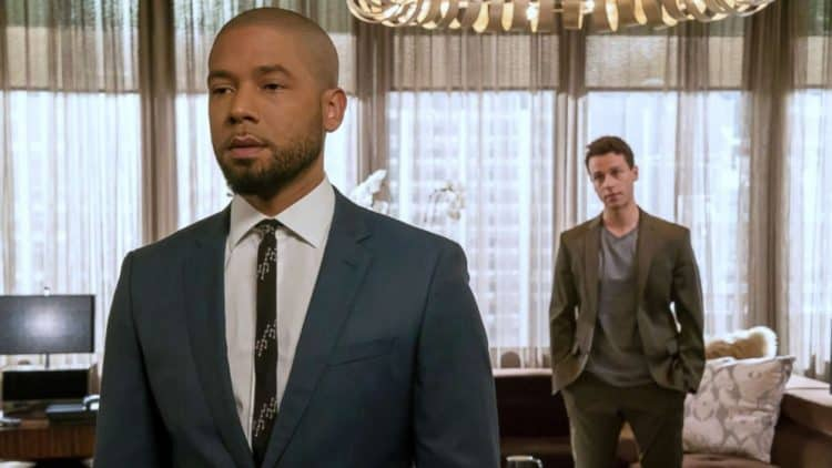 'Empire' actor defends redacted phone records