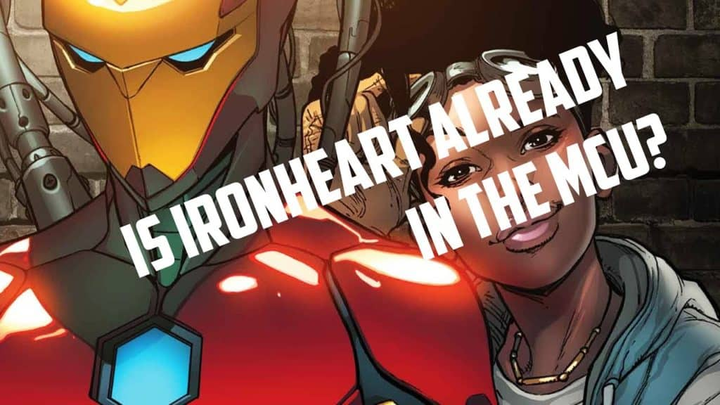 Did 'Captain Marvel' Set Up Ironheart for the MCU?