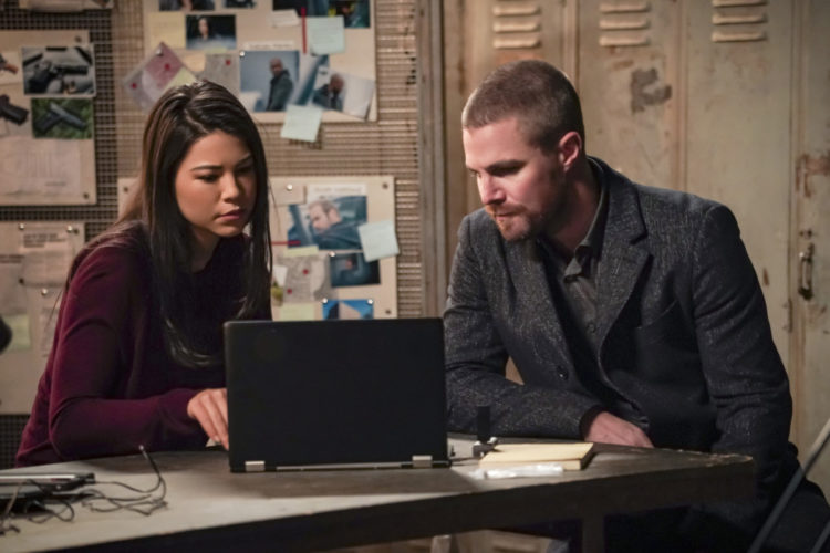 Arrow Season 7 Episode 14