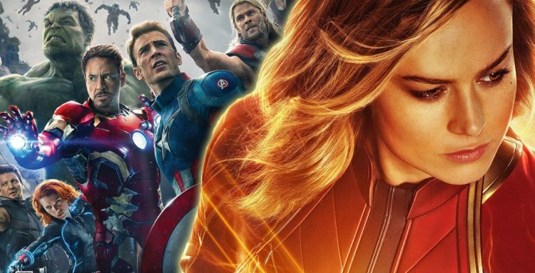 New 'Avengers: Endgame' trailer features Captain Marvel